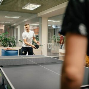 Cherkasy office table tennis