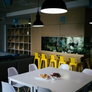 Cherkasy office kitchen