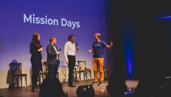 TransferWise Mission Days